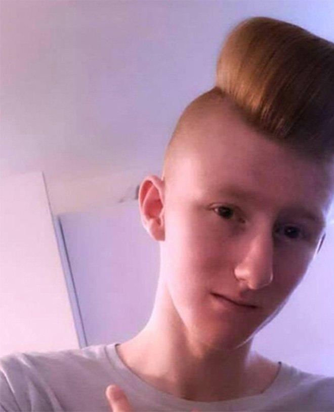 coupe de cheveux homme moche